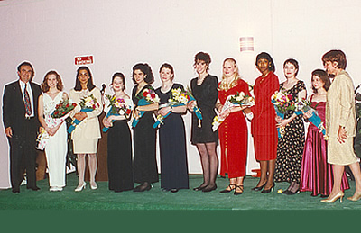 Vocal Competition Year One - 1995